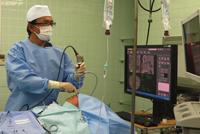 当院では全身麻酔も含めた高度な手術加療が可能